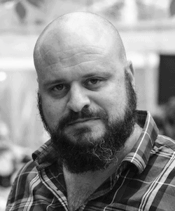 Jonathan Mostov