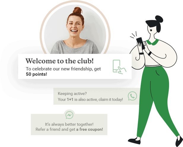 Welcome to branded member club