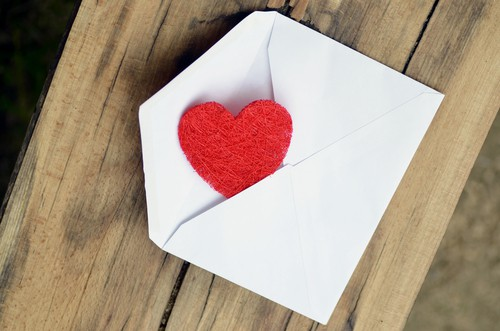 Love or loyalty letter for business owner