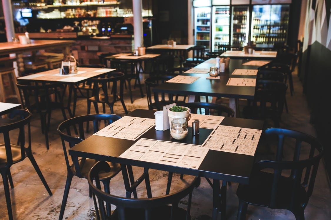 Creative ideas for restaurants
